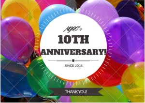 NGAC celebrates ten year anniversary